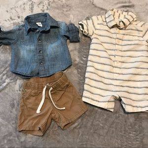Old Navy Baby Outfits